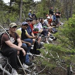 CHBE Graduate Club Camping Trip 2010