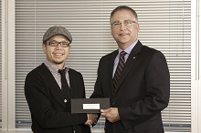 2010 NSERC Innovation Challenge Award