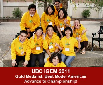 UBC iGEM Teams . . .