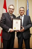 Dr. Savvas Hatzikiriakos inducted Fellow of the Canadian Academy of Engineering