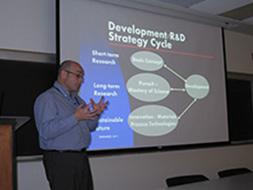 CHBE Professional Development Seminar Series – Mr. Claudio Arato