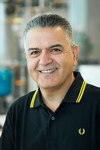 Dr. Savvas Hatzikiriakos elected a Fellow of the Society of Rheology
