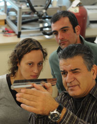 Dr. Savvas Hatzikiriakos receives Canadian rheology award