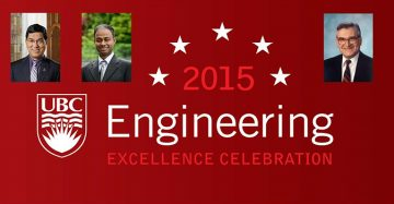 Engineering Excellence Award winners 2015