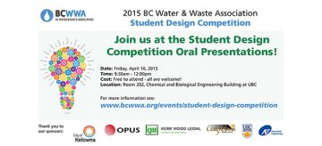 Student Design Oral Presentations- 2015