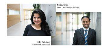 Hafiz Rahman and Negin Tousi - Rising Stars 2015