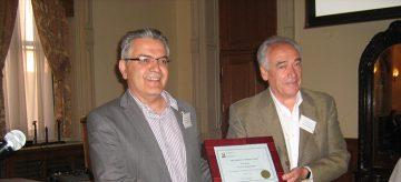 Mason Award for Dr. Savvas Hatzikiriakos