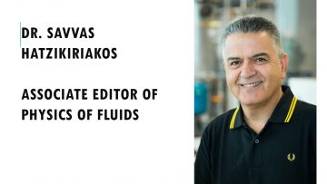 Associate Editor – Physics of Fluids