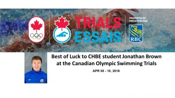 2016 Canadian Olympic Swimming Trials
