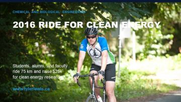 2016 Ride for Clean Energy