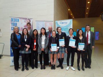 Sanofi Biogenius Canada British Columbia Regional Competition