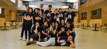 Good luck to UBC BIOMOD UBerCoolercular as they compete in San Francisco at UCSF at the annual BIOMOD Jamboree