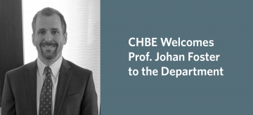 Welcome to Professor Johan Foster