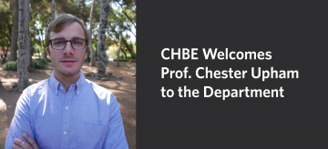 Welcome to Professor Chester Upham