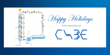 Happy Holidays from everyone at CHBE
